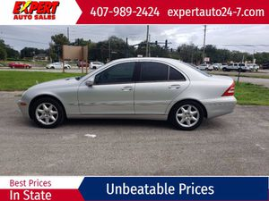 2001 Mercedes-Benz C-Class for Sale in Oviedo, FL
