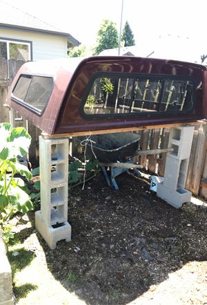 Camper ford 250 for Sale in McMinnville, OR