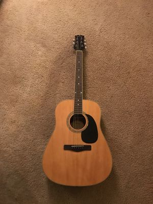 Mitchell D120 Dreadnought Acoustic Guitar Natural for Sale in Charlotte, NC
