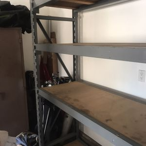 Heavy Duty Shelving for Sale in Long Beach, CA