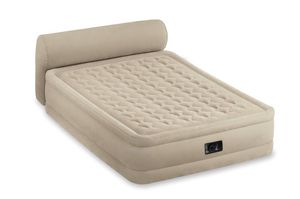 Intex air mattress with built in pump for Sale in Richmond, IN