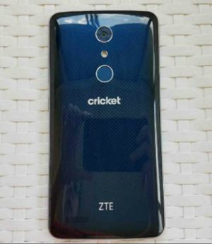 ZTE BLADE X MAX Cricket for Sale in Avon Park, FL