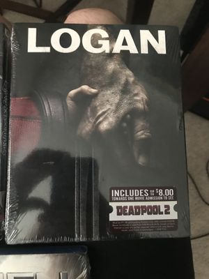 Logan limited edition Deadpool cover for Sale in Lakewood, CO