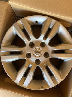 16 inch Nissan rims (FULL SET) for Sale in Adel, IA