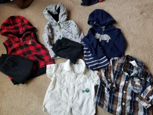 12 month baby clothes for Sale in Las Vegas, NV