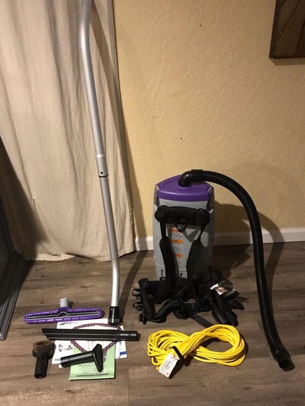 ProTeam Super Coach Pro 10 HEPA Vacuum