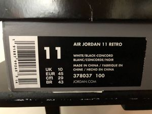 Air Jordan 11 Retro - Concords for Sale in Temple City, CA