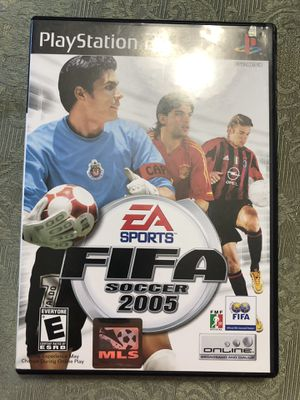 FIFA SOCCER 2005 for Sale in Kennesaw, GA