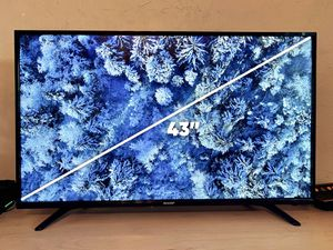 """SHARP 43"""" LED HD TV for Sale in Tempe, AZ"""