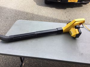 Electric leaf blower works well for Sale in Oyster Bay, NY