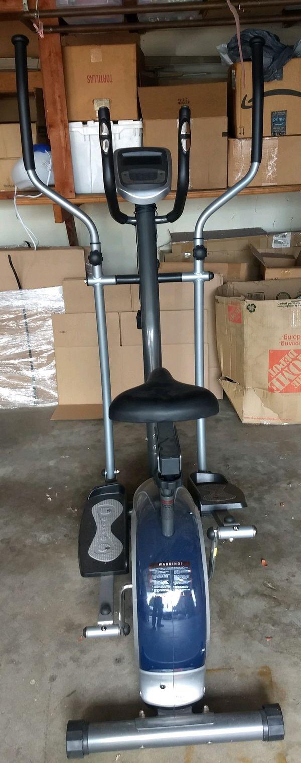 Elliptical exercise machine