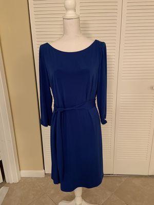 Vince Camuto Royal Blue Cocktail Dress Size 14 for Sale in Boca Raton, FL