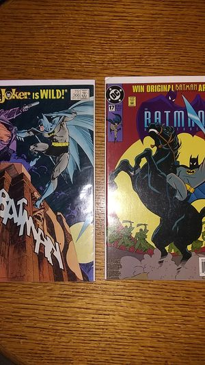 Batman comic lot for Sale in Arlington, WA