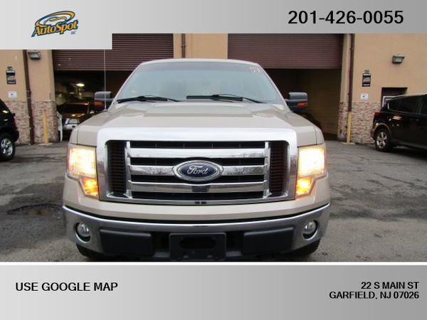 2010 Ford F150 SuperCrew Cab