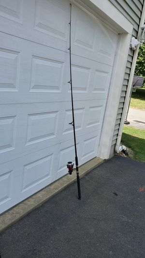BIg fish combo-Silstar Ultra Ballance 7 feet rod with Daiwa reel for Sale in Taunton, MA