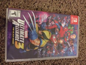 Marvel Ultimate Alliance 3 for Sale in Arvada, CO
