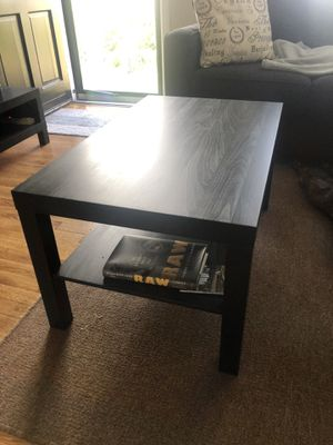 Ikea coffee table less than 6 months old excellent condition for Sale in Raleigh, NC