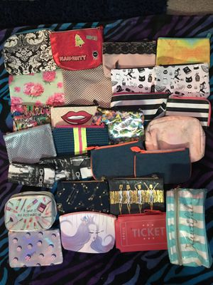 Makeup bags for Sale in Lakeside, TX