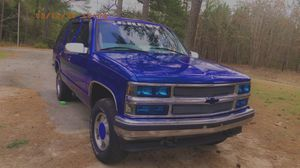 1999 Tahoe Chevy for Sale in Henderson, NC