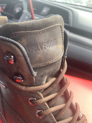 Wolverine boots! for Sale in Rowland Heights, CA