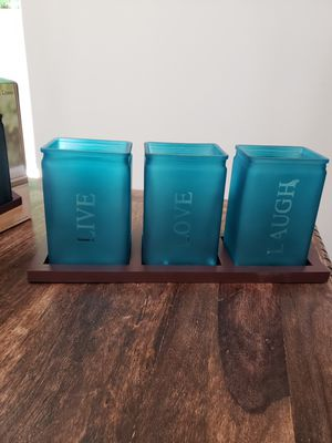 Candle holders for Sale in Costa Mesa, CA