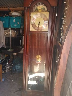 Early 1900's Antique grandfather clock tower for Sale in Austin, TX