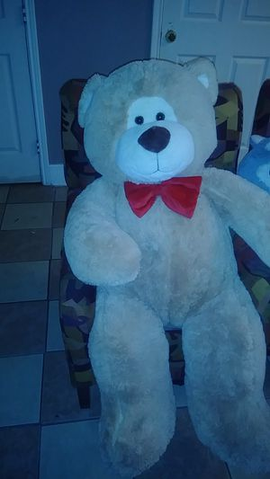 Teddy bear for Sale in Pasadena, TX