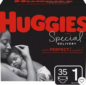 Huggies special delivery size 1 (35 diapers) THREE BOXES for Sale in Los Angeles, CA