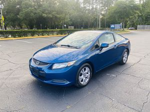 2013 Honda Civic Coupe low miles for Sale in Jacksonville, FL