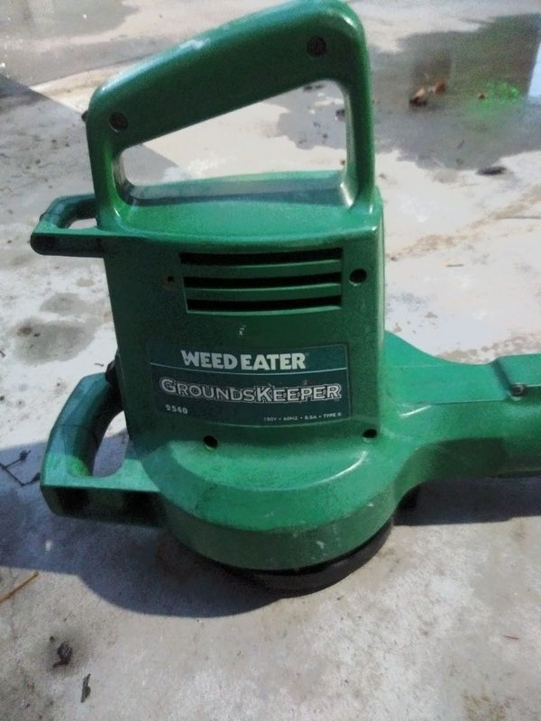 Electric blower 20