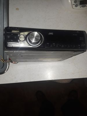 JVC CD player for a car or truck for Sale in Kingsport, TN