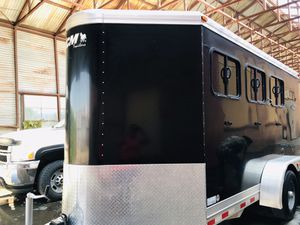 3 horse trailer 2014 for Sale in Dallas, TX