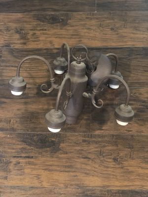 Farmhouse chandelier for Sale in Mill Creek, WA