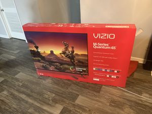 "VIZIO 65"" Class M-Series™ Quantum 4K Ultra HD (2160P) HDR Smart LED TV (M657-G0) SAMSUNG 65"" Class 4K (2160P) Ultra HD Smart LED HDR TV UN65NU7300 for Sale in Conyers, GA"