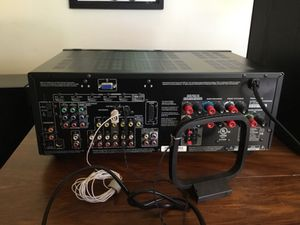 Audio reliever ONKYO TX SR-608 for Sale in Phoenix, AZ