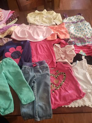 24m 2T toddler girl clothes for Sale in Hemet, CA