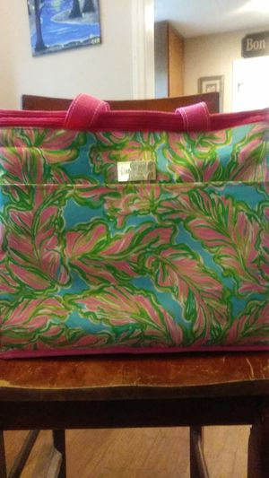 Lilly Pulitzer Large Soft Cooler for Sale in Greensboro, NC