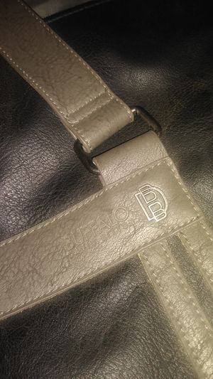 Brand new leather tote bag name brand is Buffalo David bitton for Sale in Phoenix, AZ