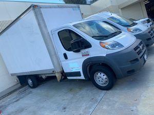 2018 Ram Promaster 3500 Box Truck for Sale in Escondido, CA