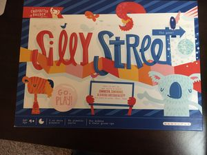 Brand new silly street game for Sale in Sanger, CA