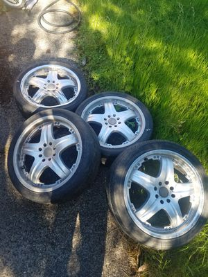"17"" wheels for Sale in Portland, OR"