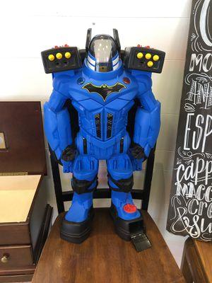 Imaginext Batbot DC Super friends for Sale in Indian Rocks Beach, FL