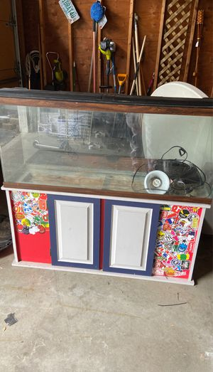Fish tank for Sale in Dudley, MA