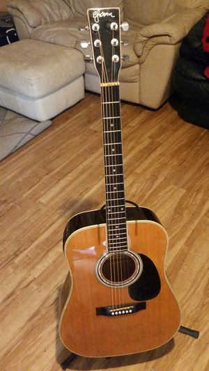 Acoustic Electric Guitar American Legacy for Sale in Cedar Park, TX