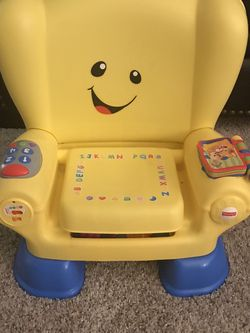 Fisher Price Laugh And Learn Chair for Sale in Vancouver,  WA