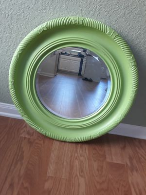 Circle wall mirror for Sale in San Antonio, TX
