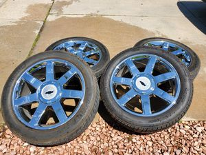 22 inch rims for Sale in Westminster, CO