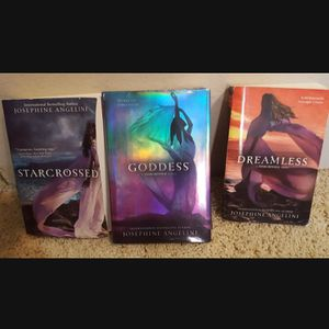 Starcrossed Trilogy by bestseller author Josephine Angelini for Sale in Edmonds, WA