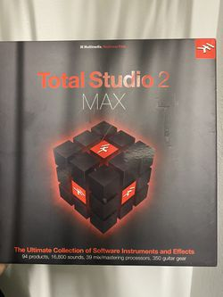 Total Studio 2 Max for Sale in Whitehall,  OH