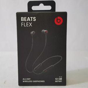 Beats Flex By : Dr. Dre – All-Day Wireless Earphones – Beats Black for Sale in McAllen, TX